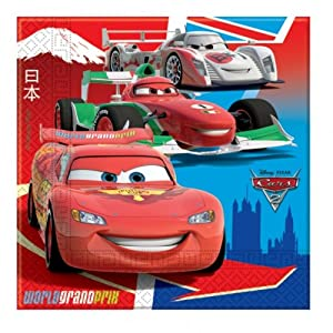 Disney Cars Pack for 30 people