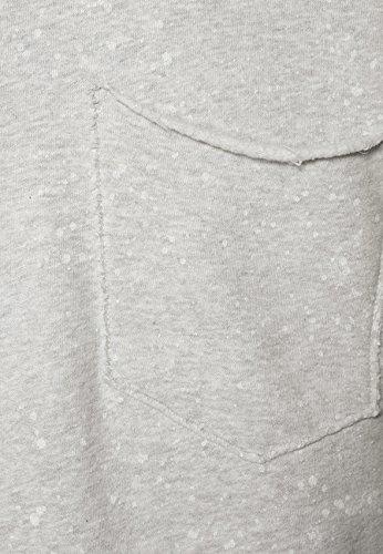 Better Rich -  Felpa  - Casual - Basic - Maniche lunghe  - Uomo gray marl