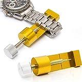 Xuniu Dissolvant, Bracelet en Métal Bande De Montre Ajustable Bracelet Lien Trousse...