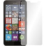 "2 x Slabo protector de pantalla Microsoft Lumia 640 XL lámina protectora de pantalla lámina protectora ""Ultra Transparente"" invisible MADE IN GERMANY"