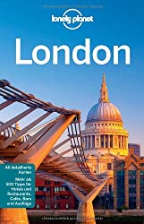 Lonely Planet Reiseführer London (Lonely Planet City Guides)