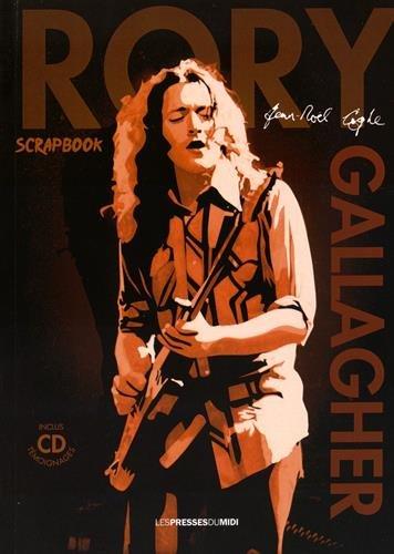 Gallagher Rory (version couleur) par Coghe Jean-Noël