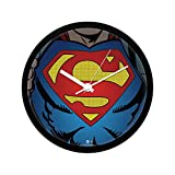 Mc Sid Razz Official DC Comics- Superman Revealed Wall Clock Gift Set Birthday