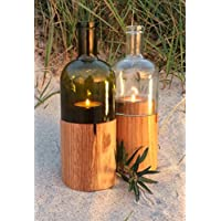 Flaschenwindlicht WeinLicht