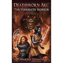 [( The Verkreath Horror: Deathsworn ARC By Stanley, Martyn ( Author ) Paperback Jul - 2014)] Paperback
