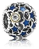 Pandora Cubic Zirconia 925 Silver Charms 791371CZ