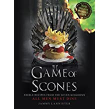 Game of Scones: All Men Must Dine (English Edition)