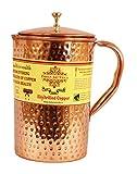 Art Street Pure Copper Jug Handmade Indi...