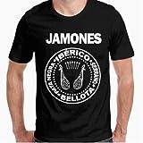 Camiseta - diseño Original - jamones - XL
