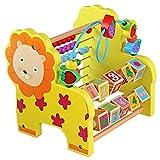 Die besten 10 Monate altes Spielzeug - WRUMLJUFX Kinder Perlen Perlen Spielzeug Früherziehung Baby 6-12 Bewertungen