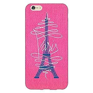 Jugaaduu Paris Love Back Cover Case For Apple iPhone 6 Plus