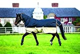 Horseware Mio All in One 350g Turnout Rug 145cm Navy/Tan