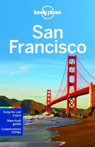 Lonely Planet San Francisco by John Vlahides (2012-03-01)