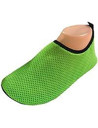 Amazon.es  natación niños - Verde   Zapatos  Zapatos y complementos 6539bf894d8