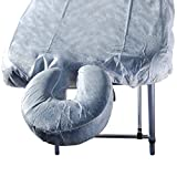 Mt Massage Disposable Fitted Soft Headrest Cover Face - Best Reviews Guide
