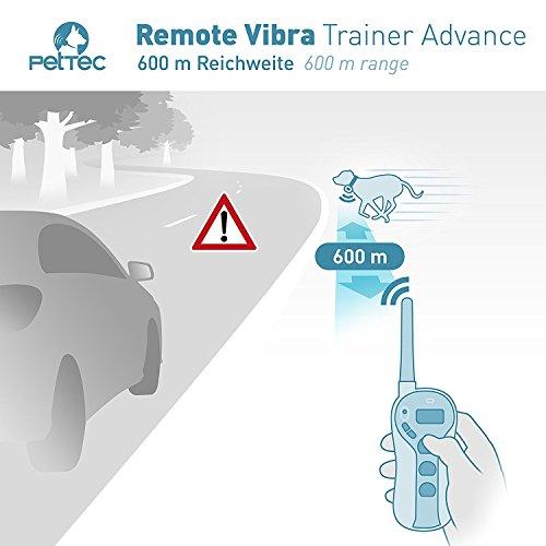 Zoom IMG-3 pettec addestratore remoto remote vibra