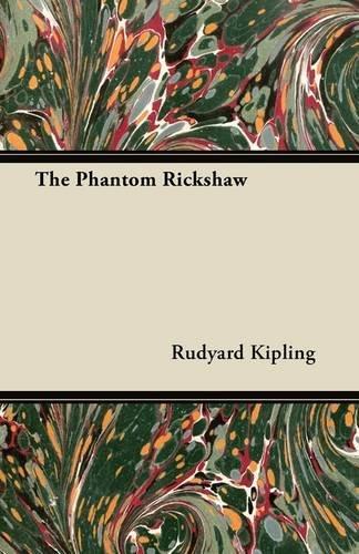 The Phantom Rickshaw Cover Image