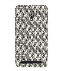 EPICCASE whity sparkles Mobile Back Case Cover For Asus Zenfone 5 (Designer Case)