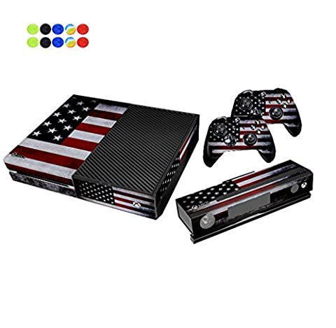 Skin for XBOX ONE - Morbuy Vinyl peau Protective Autocollant