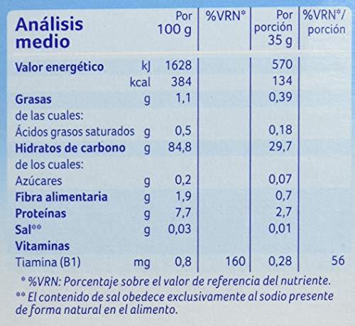 Alminatur Papilla de cereales sin gluten a partir de los 4 meses - 250 gr