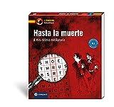 Hasta la muerte (A1): 8 Mini-Krimis mit Rätseln (Compact Lernkrimi Rätselblock)