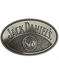 Officially Licensed Jack Daniel's Belt Buckle comes in one of my Presentation Boxes. (5046)