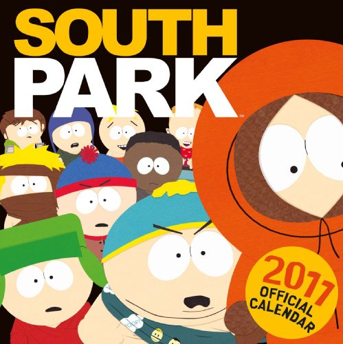 Click for larger image of South Park 2011 Calendar