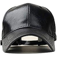 GHC Gorras y Sombreros Gorra de béisbol de Seda de Alto Grado para Hombres y Mujeres Nueva Gorra de béisbol de Seda de Alto Grado Big Head Around Wild Visor Casual Hipster Hat