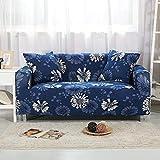 BINGMAX Ausziehbare Sofa Cover mit Armen Abschnitt Jahreszeiten 1 2 3 4 Sitzer Anti-Rutsch-Home Decoration Wohnzimmer