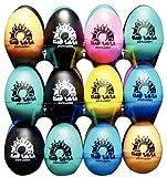 GEWApure Egg Shaker Club Salsa 1/VE = 24 Stück