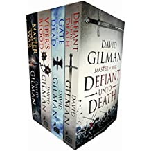 David gilman collection master of war series defiant unto death, gate of the dead 4 books set
