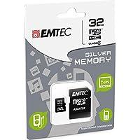 Emtec Mini Super Jumbo Scheda Memoria microSD da 32GB,