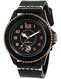 Ice-Watch Herren-Armbanduhr Analog Quarz Leder HE.BK.BZ.B.L.14