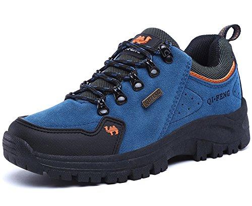 22e6d4cf65f99 Minetom Trekking Chaussures Homme Femme, Chaussures De Randonnée  Imperméables Escalade Chaussures Unisexe Glissement Résistant Sneakers