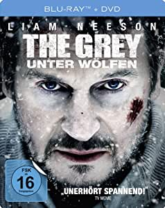 The Grey - Unter Wölfen - Steelbook  (+ DVD) [Blu-ray]