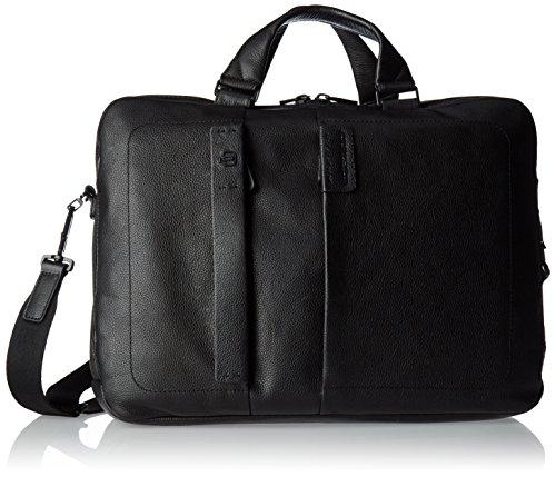 Piquadro Ca3347p15s, Pochette pour Homme noir noir