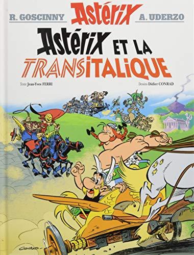 Astérix - Astérix et la Transitalique - n°37 par René Goscinny