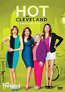 Hot in Cleveland: Season Four [Edizione: Francia]