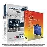 Microsoft Office 2010 Standard. Original-Lizenz. 32 bit & 64 bit. Deutsch. MS Audit Sicher + ISO DVD, Lizenz.Inkl. Papiere, Zertifiziert -