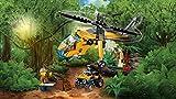 LEGO City 60158 - Dschungel-Frachthubschrauber Test