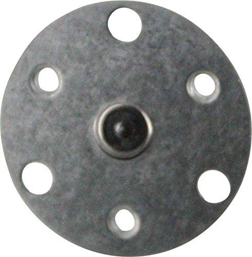 Indesit C00115748 - Albero asciugatrice a tamburo (perno con viti), ricambio originale