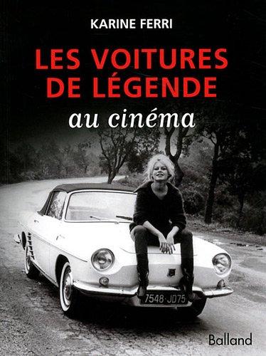 Les voitures de légende au cinéma