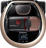 Samsung vr2dm7060wd/CE powerbot Aspirateur Robot, 0,3l, 130W, satin doré