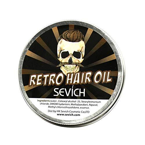 Professionelle Haar Styling Wachs Natürliche Premium Natürliche Haar Styling Pomade Bearbeitbar Haar Wachs Stark für Männer