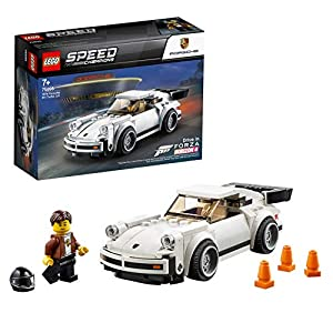 LEGO SpeedChampions 1974Porsche911Turbo3.0, Macchinina Giocattolo,Modello ForzaHorizon4, 75895 5702016595468 LEGO