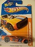 Hot Wheels 2012 Track Stars '12 9/15 Nitro Doorslammer 74/247 Orange on Scan & Track Card by Hot Wheels