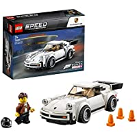 LEGO 75895 Speed Champions Porsche 911 Turbo 3.0 Toy Car, Forza Horizon 4 Expansion Pack Model