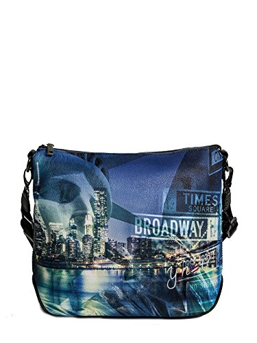 Borsa a tracolla Y Not - I391 Brodway BRO