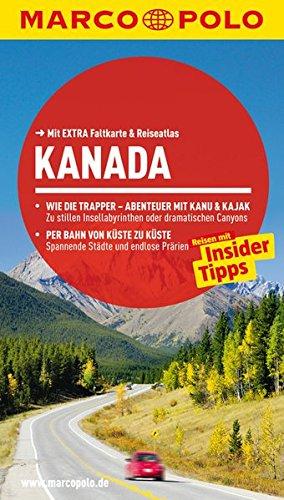 Preisvergleich Produktbild MARCO POLO Reiseführer Kanada: Reisen mit Insider-Tipps. Mit EXTRA Faltkarte & Reiseatlas