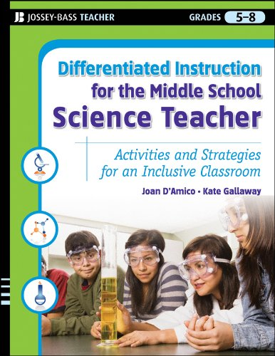 Read E Book Online Differentiated Instruction For The Middle School